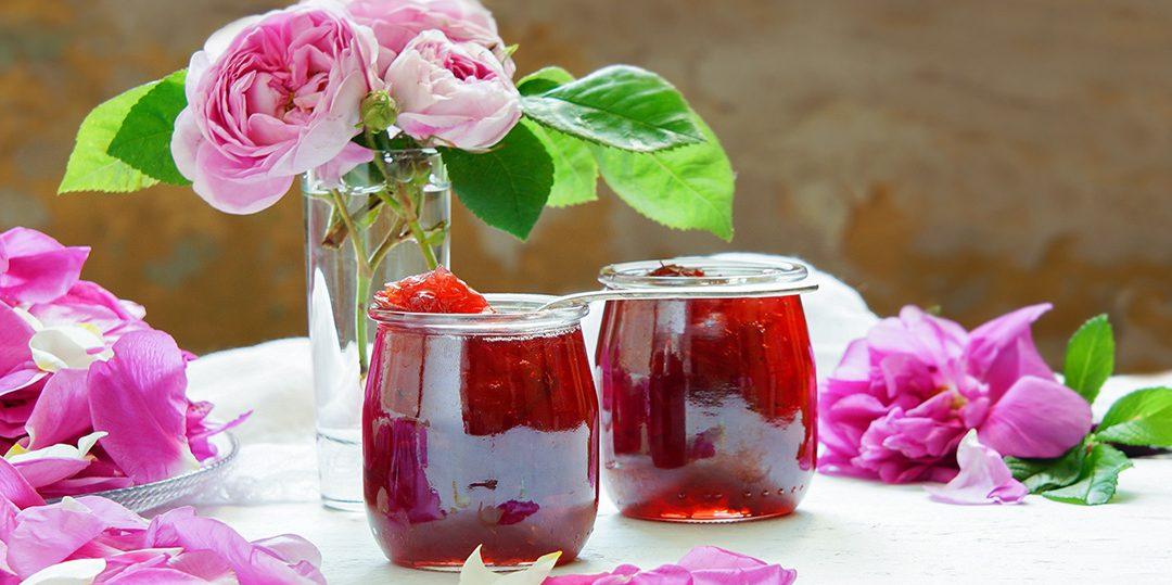Tippek és receptek a rózsa házi felhasználásához 2. – az ehető virág